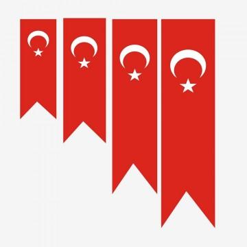 Kırlangıç Flama Türk Bayrağı