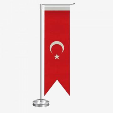 Flama Tipi Türk Bayrakları